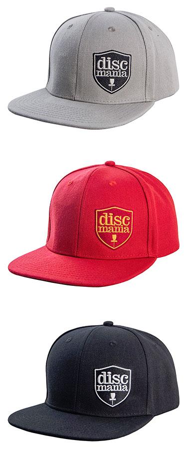 Caps Discmania Snap-back