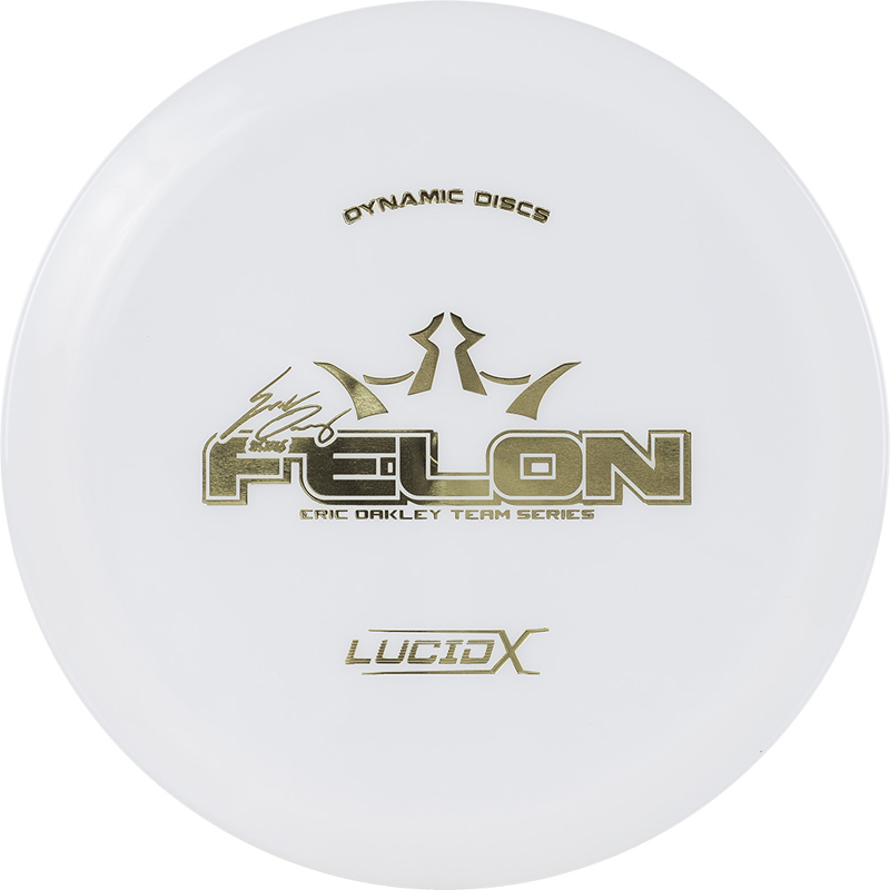 Felon Lucid-X Eric Oakley 2018