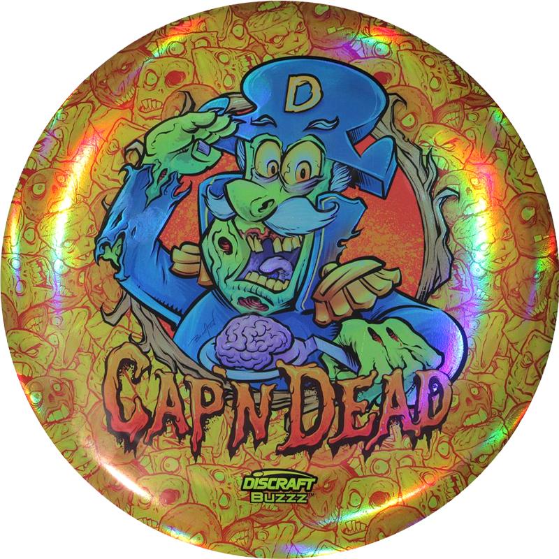 Buzzz Full Foil Cap'n'Dead
