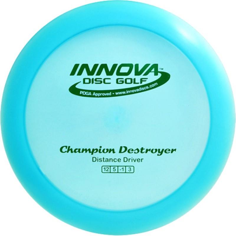 Destroyer Champion