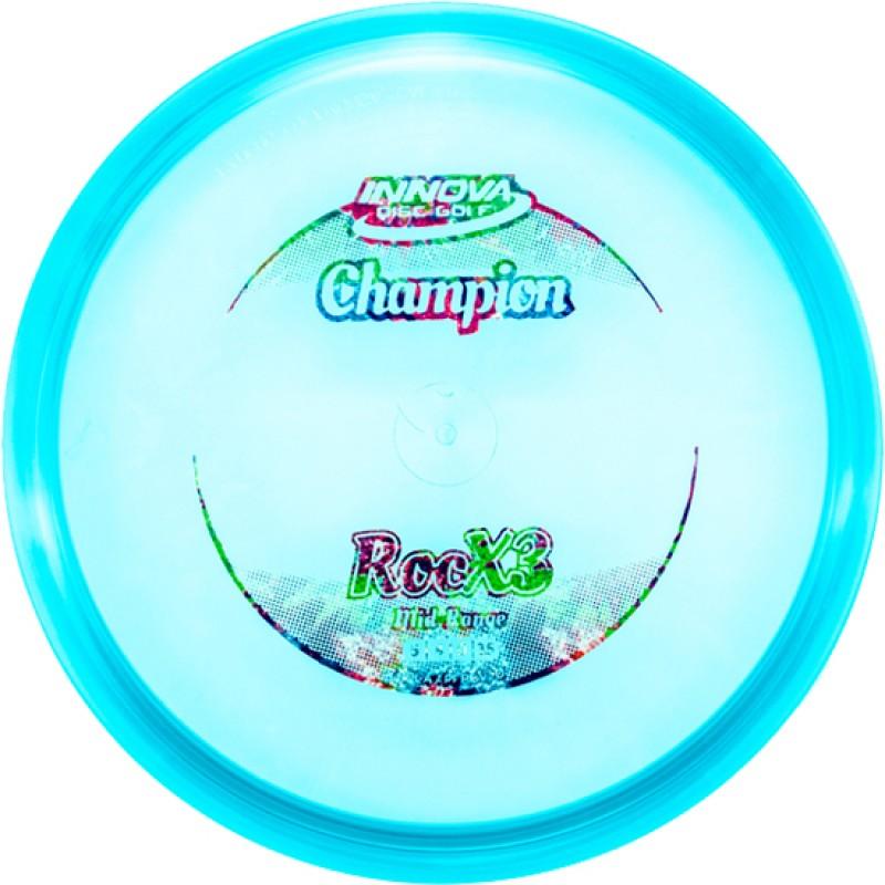 RocX3 Champion