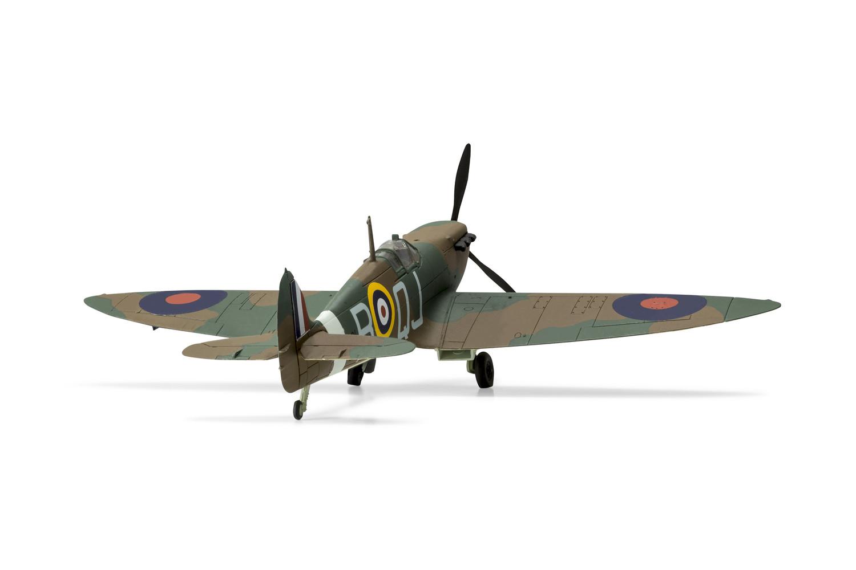 A55100 Airfix Small Starter Set - Supermarine Spitfire Mk.Ia