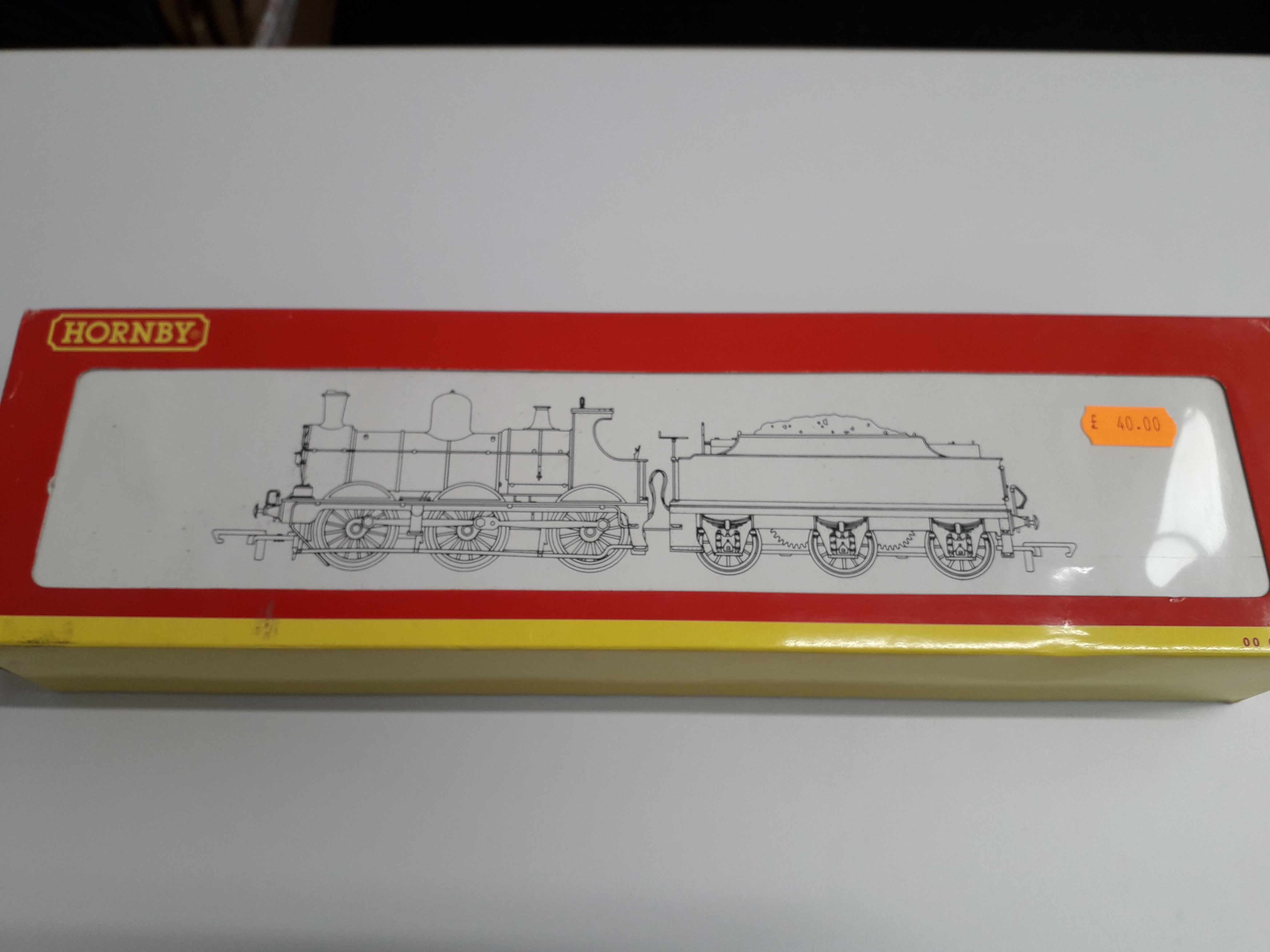 R2275A Pre-owned Hornby Dean Goods 2538 BR Plain Black 2005, Boxed