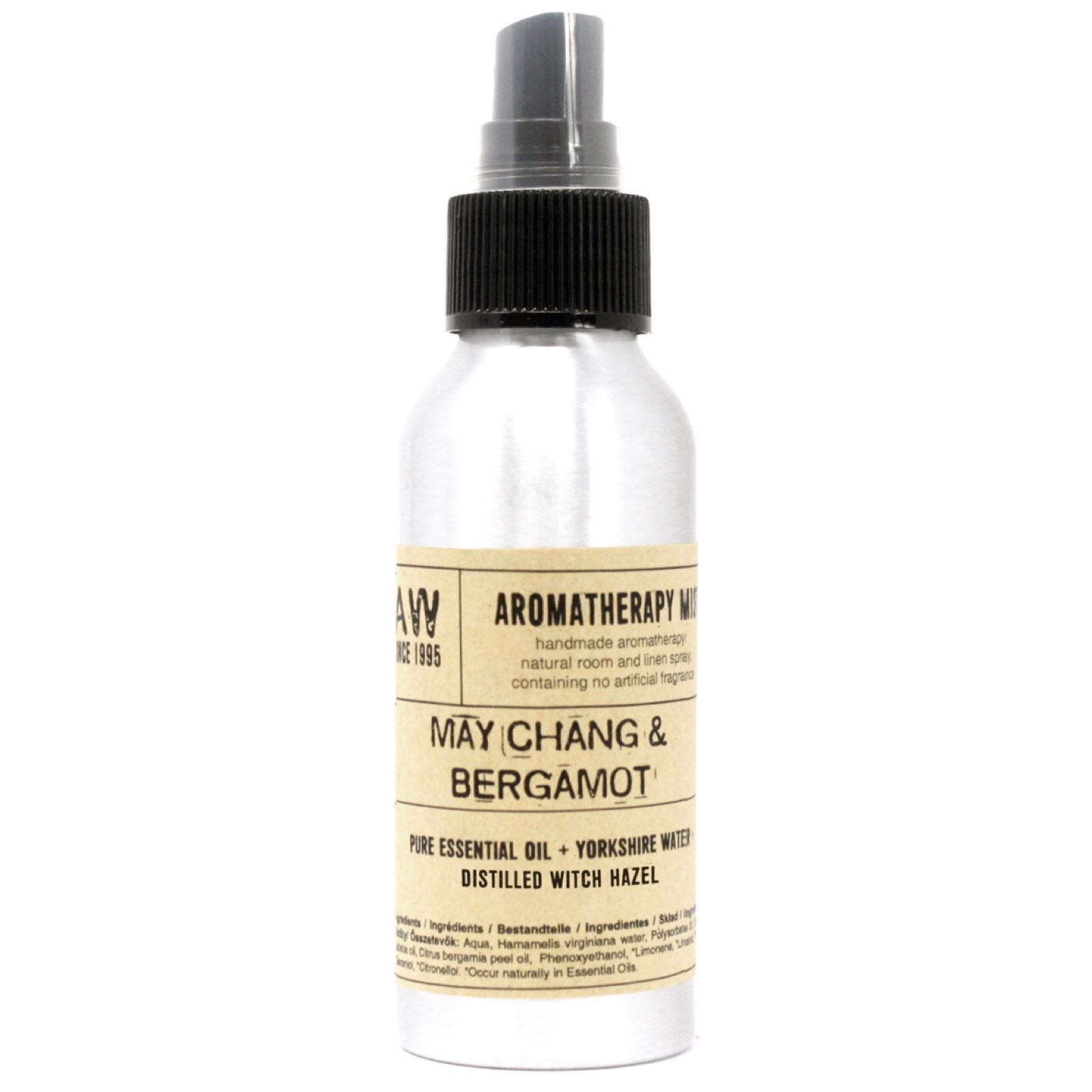 May Chang & Bergamot Aromatherapy Mist