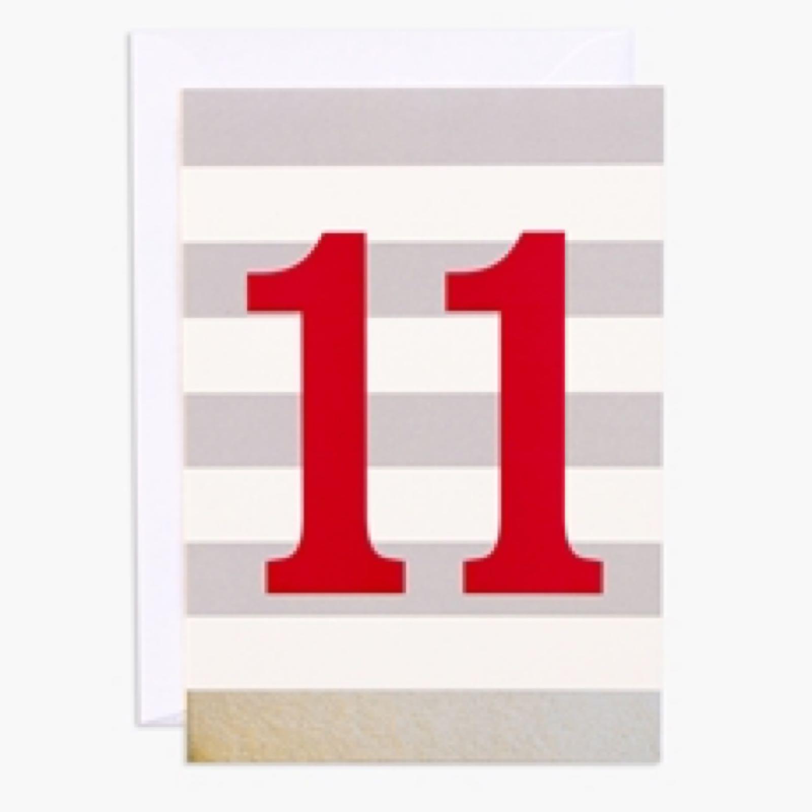 11th Birthday (INK95)