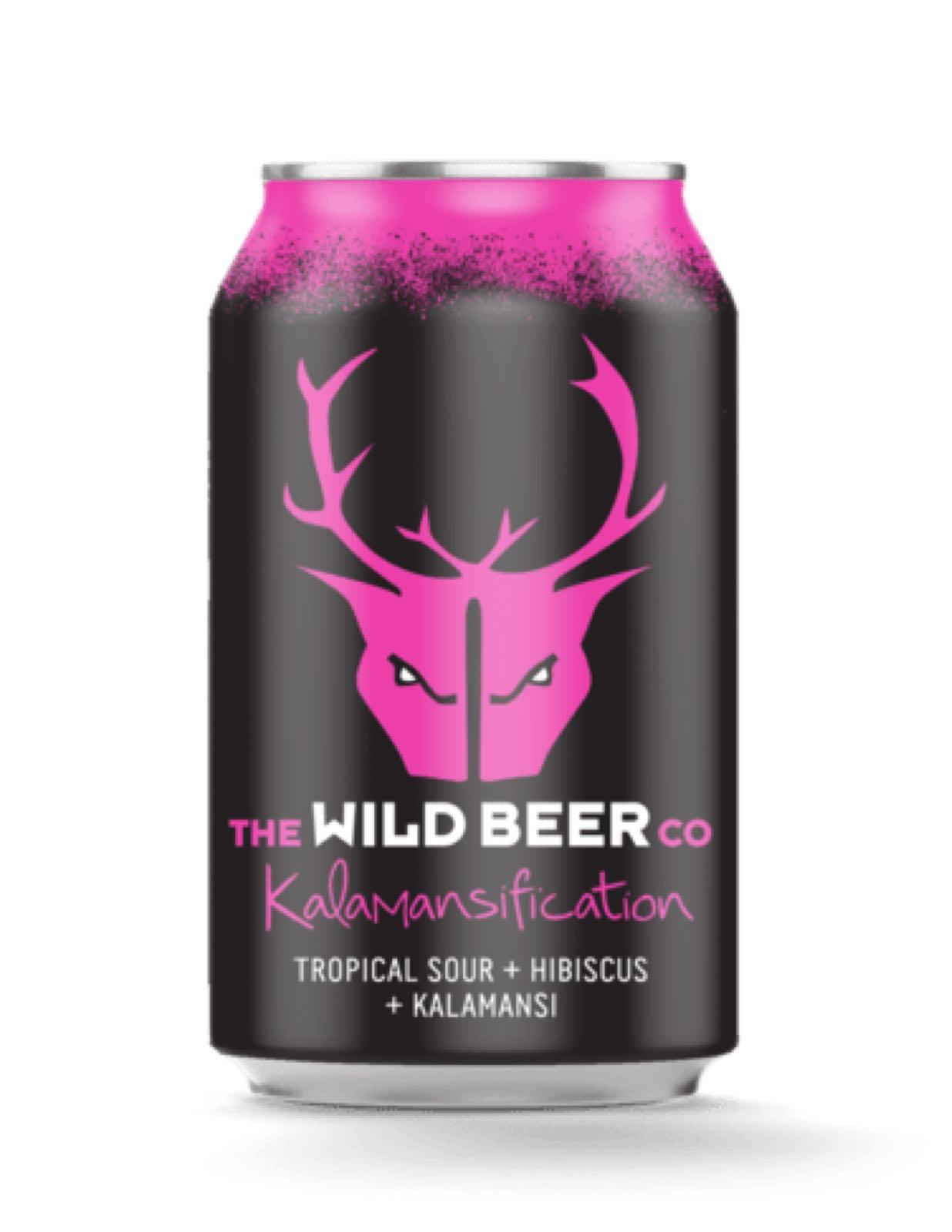 Wild Beer Kalamansification
