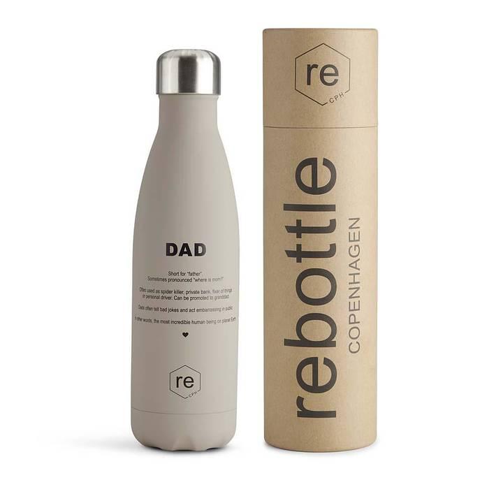 Flaska, Rebottle, Dad