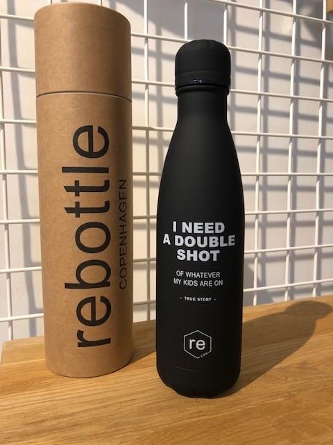 Flaska, Rebottle, I Need a Double Shot