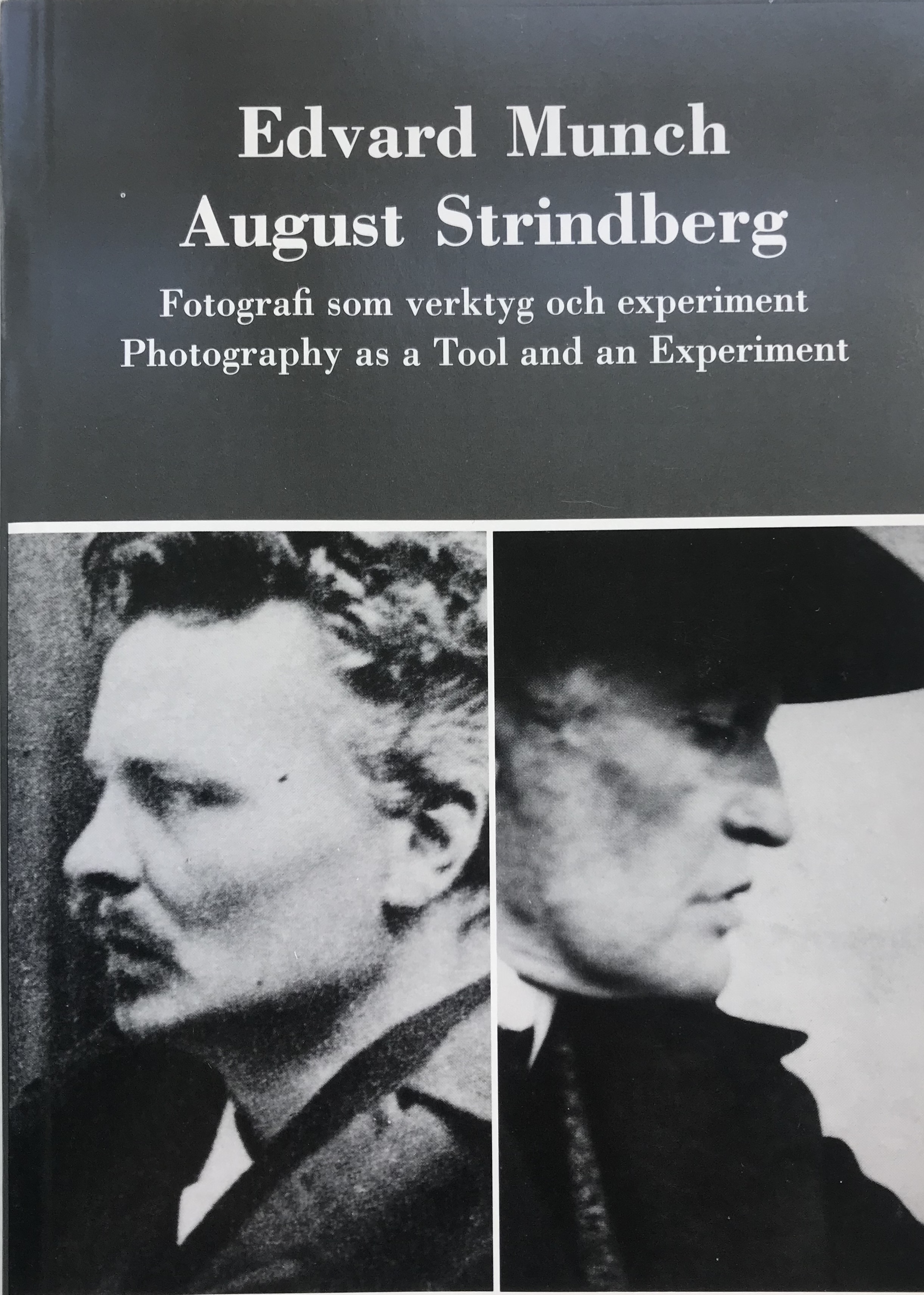 Rolf Söderberg: Edvard Munch, August Strindberg