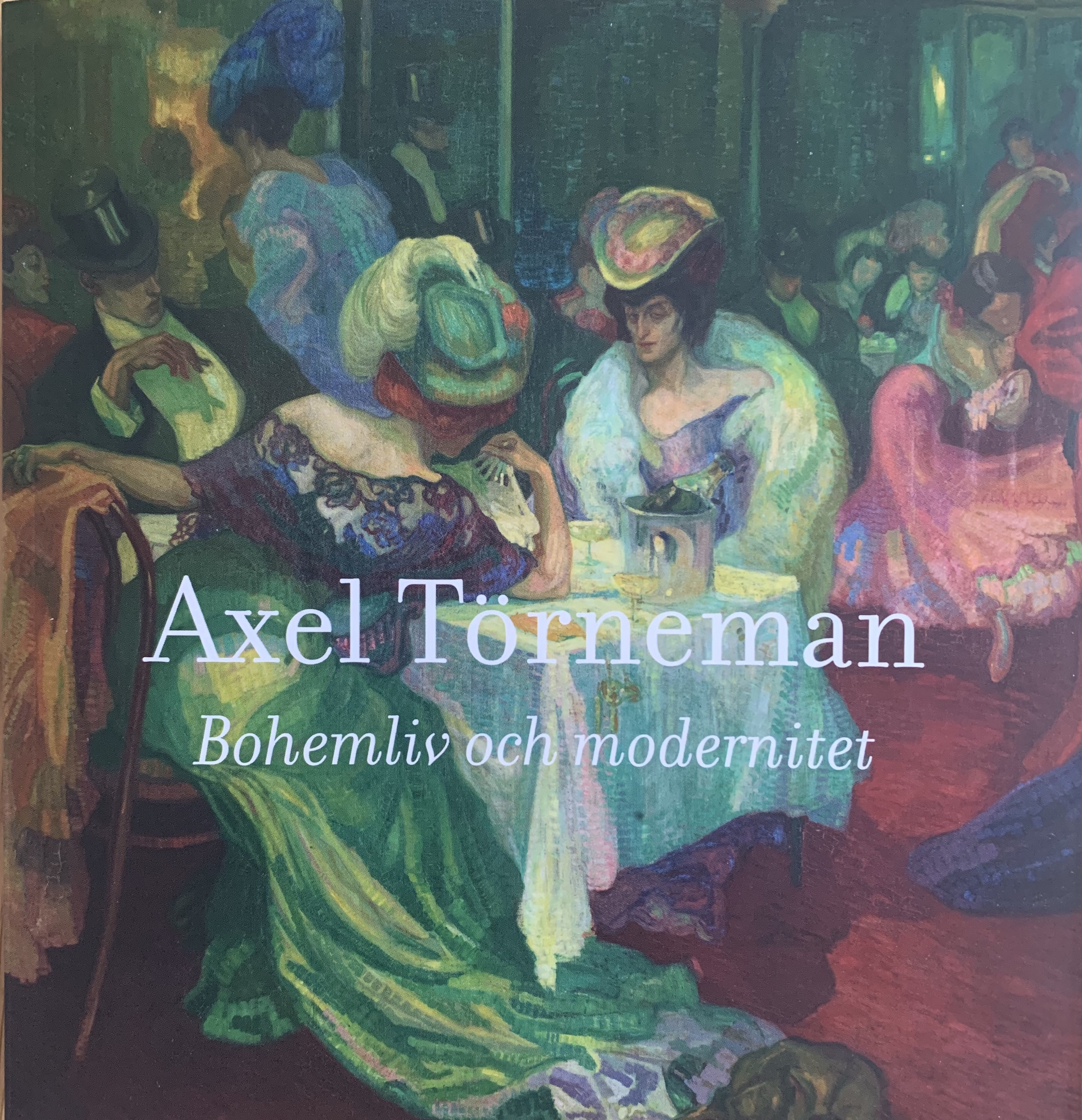 Katalog Axel Törneman