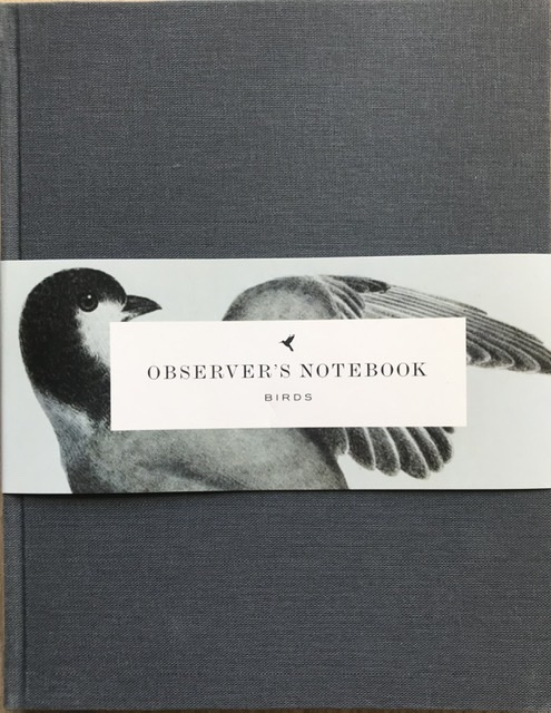 Observer's Notebook Birds