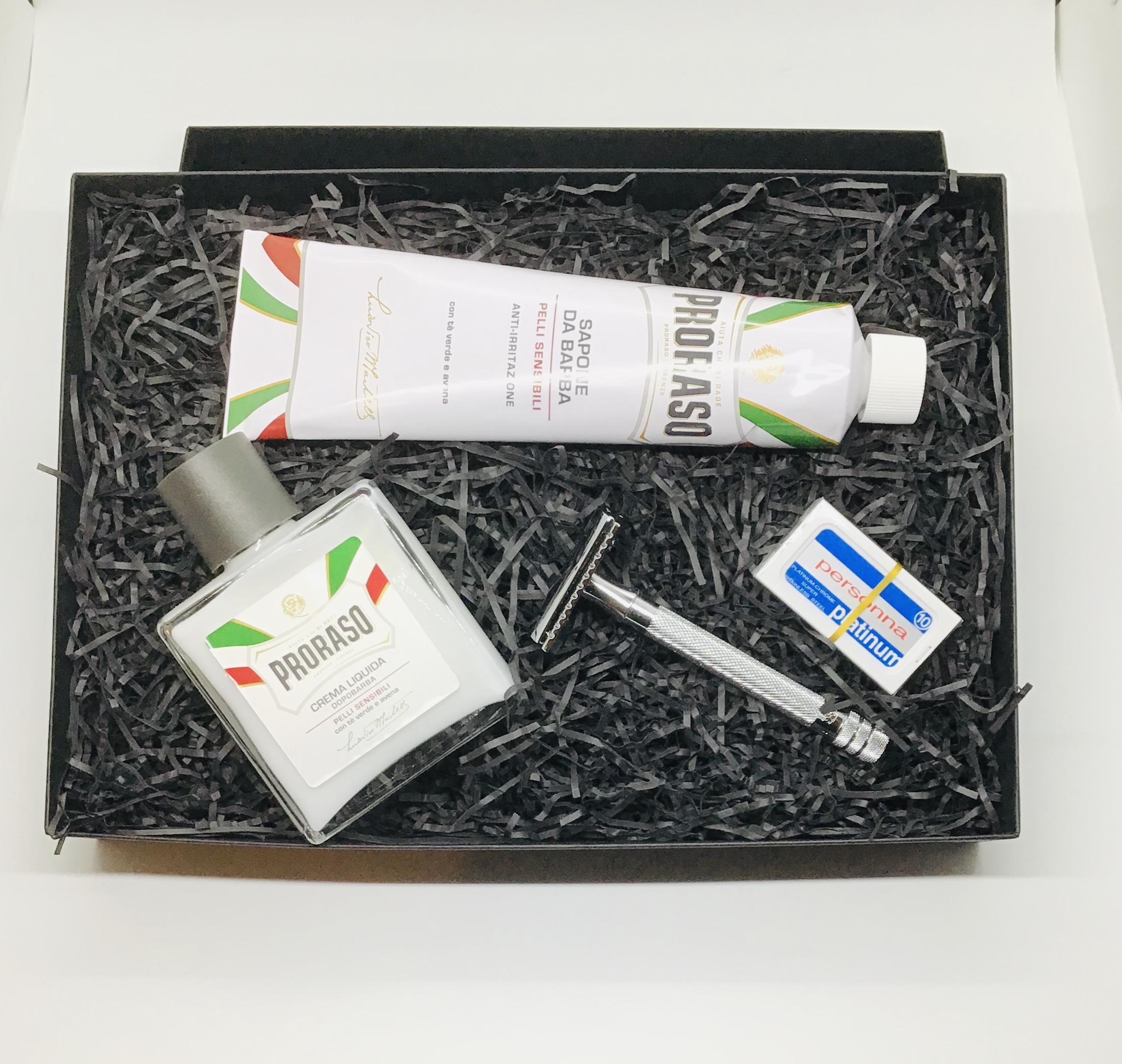 Merkur 23 Proraso kit gift box