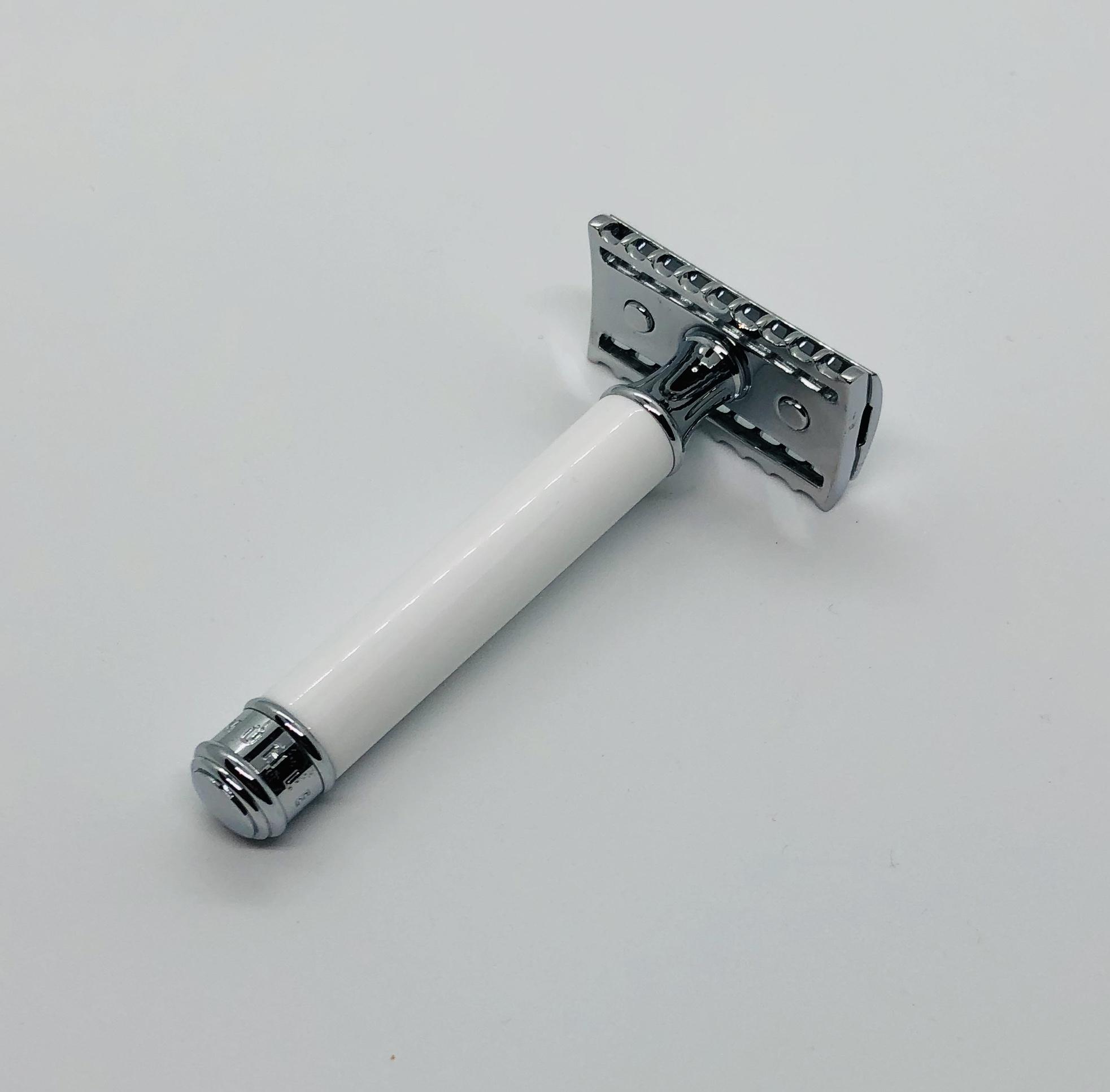 Muhle white razor