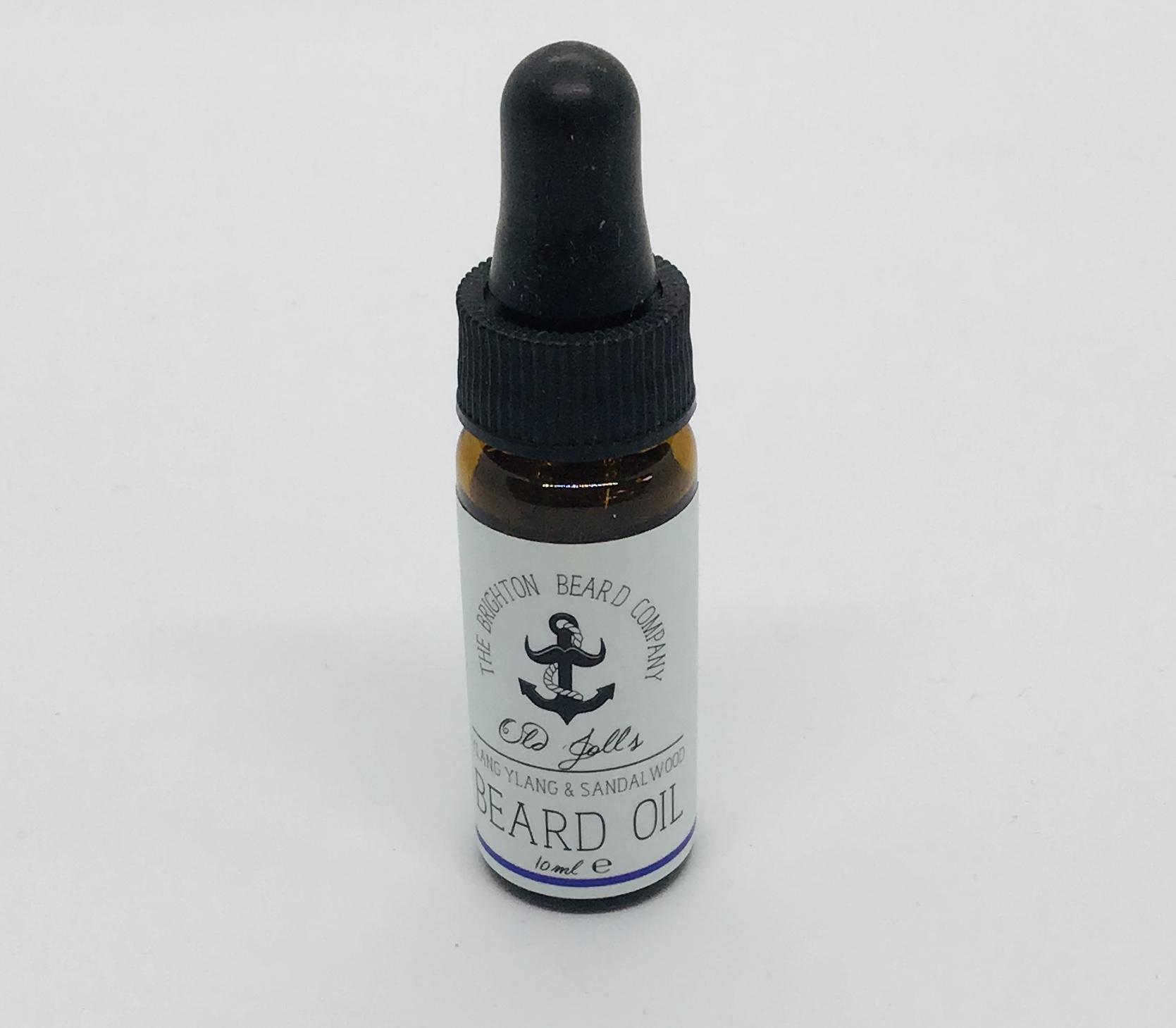Brighton beard oil small