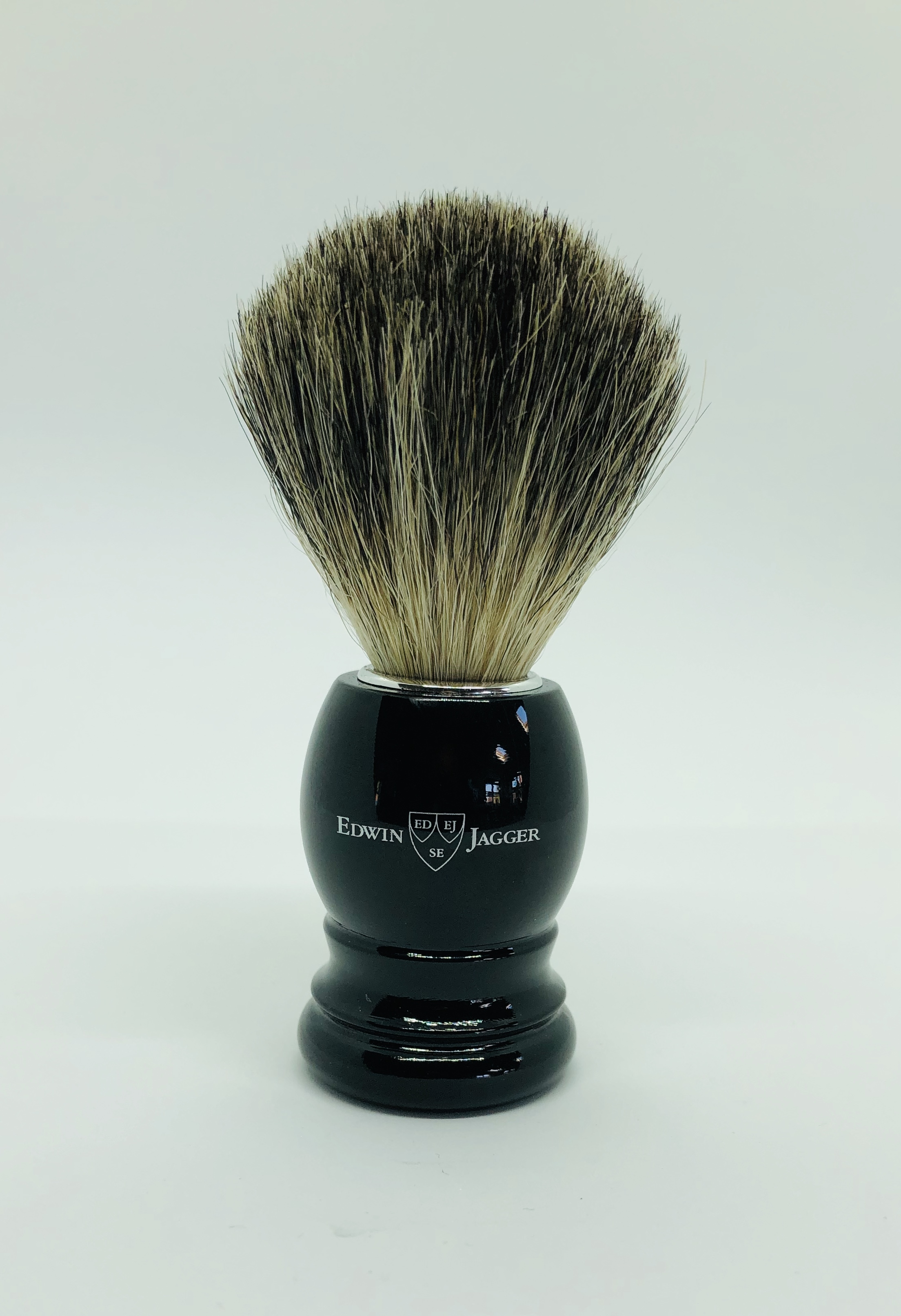 Edwin Jagger brush pure badger (no chrome)
