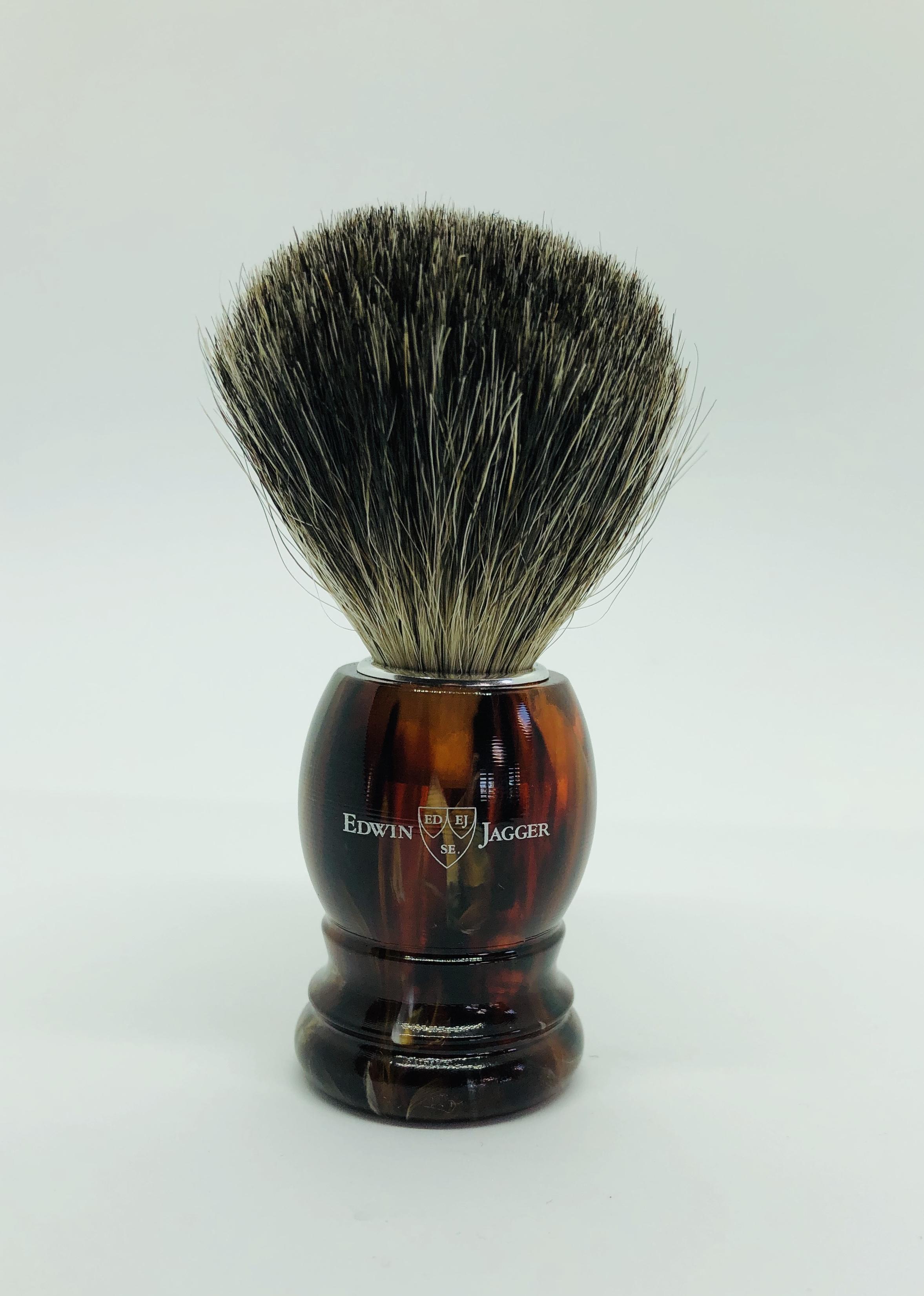 Edwin Jagger brush pure badger (no chrome)