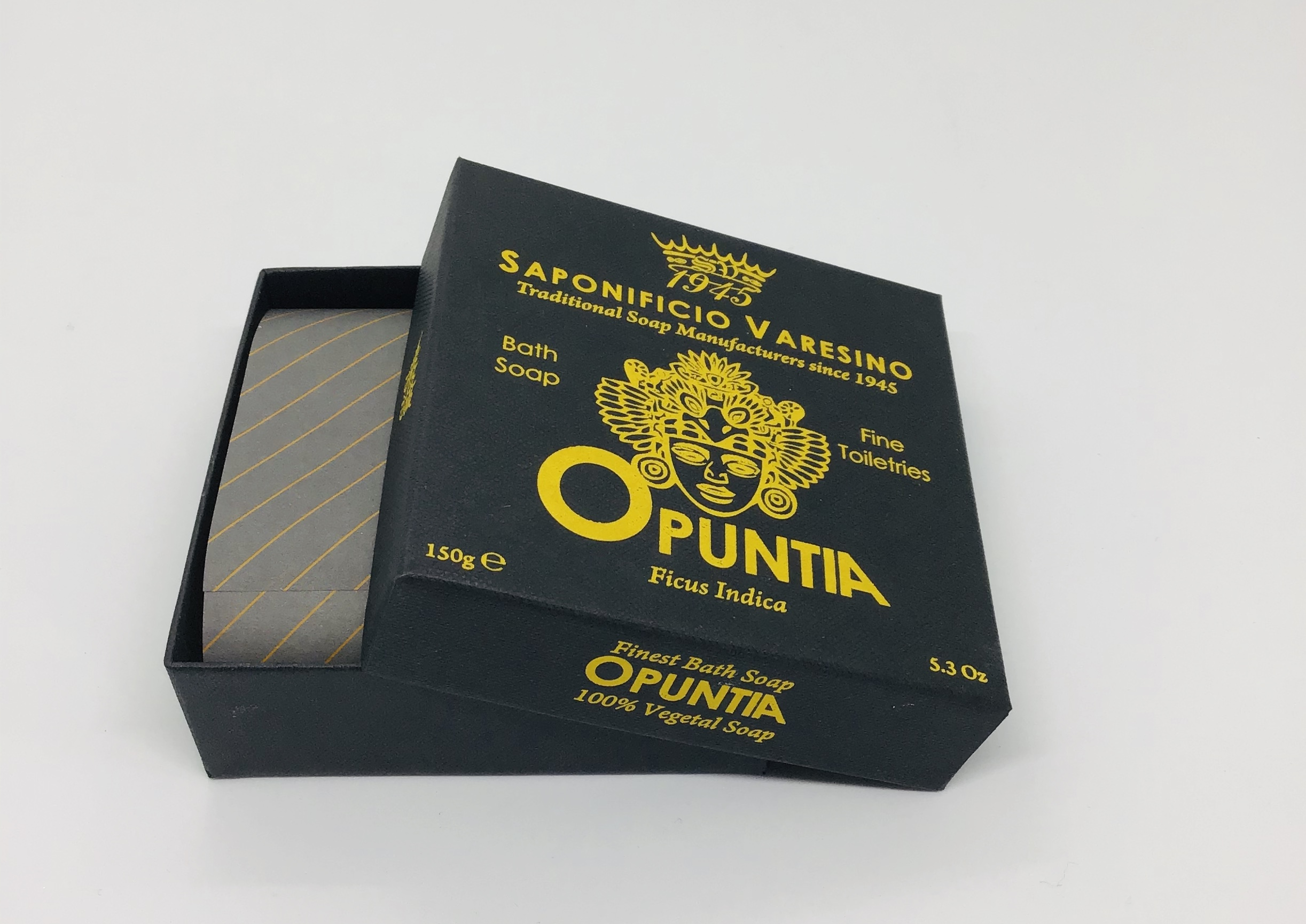 Dolomiti /opuntia bath soap