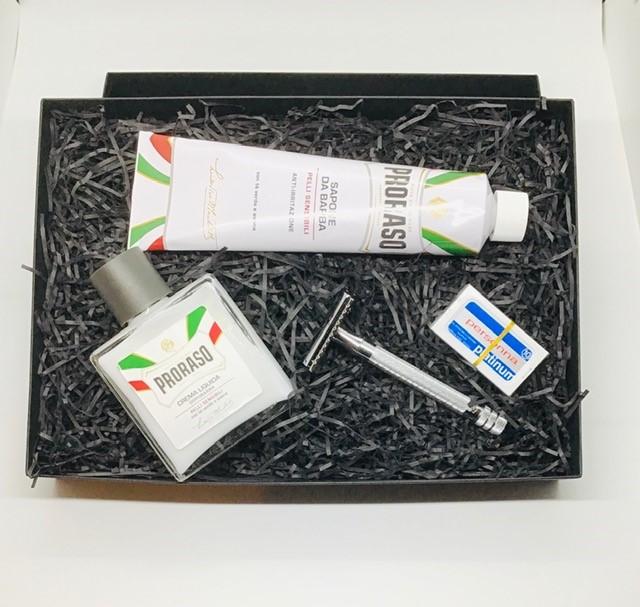 Merkur 23 sensitive gift box