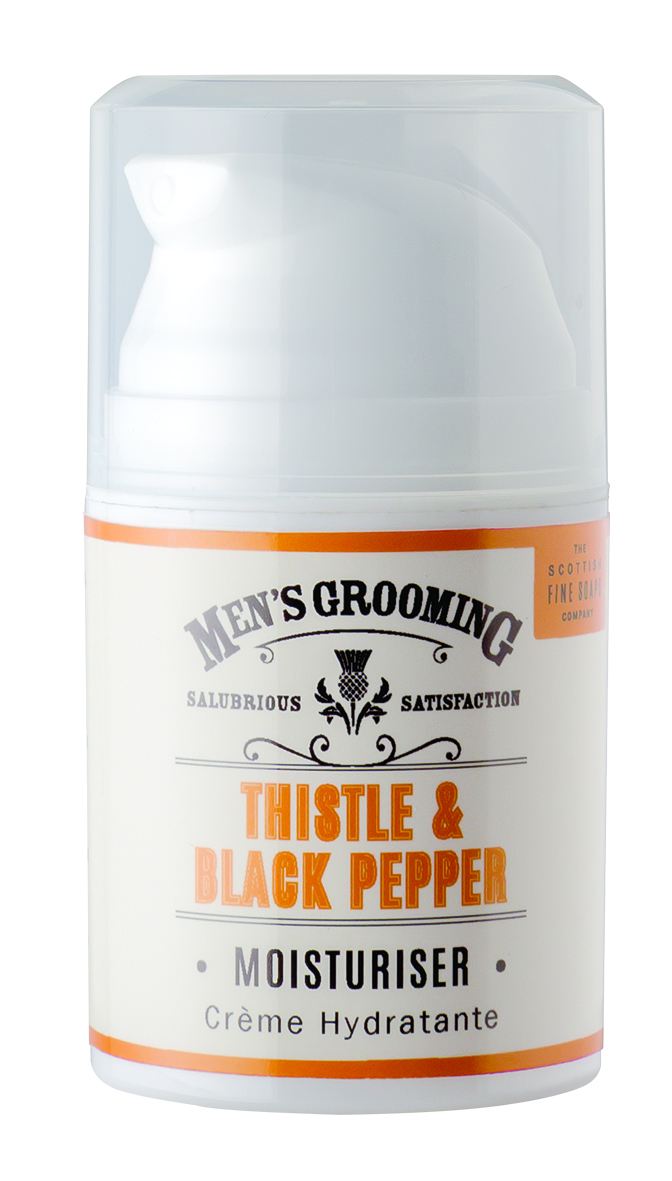Blackpepper moisturiser