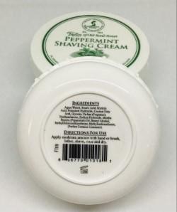 Taylor's Peppermint Shaving Cream