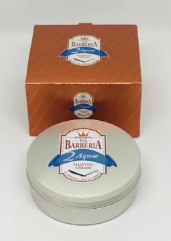 Via Barberia shaving cream tin 125ml