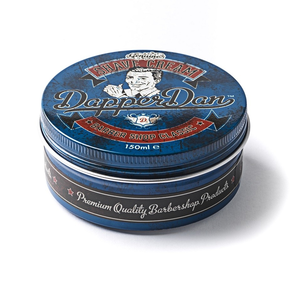 Dapper Dan shave cream