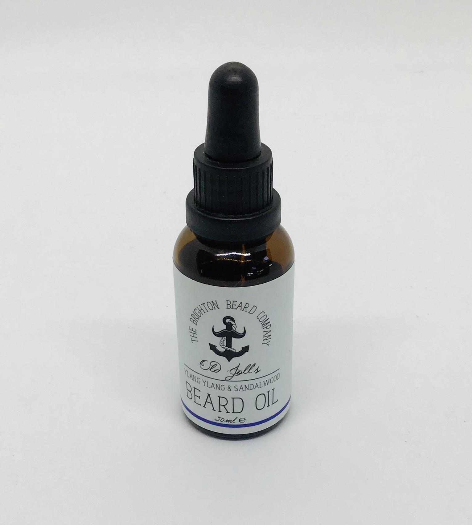 Brighton Beard Oil large