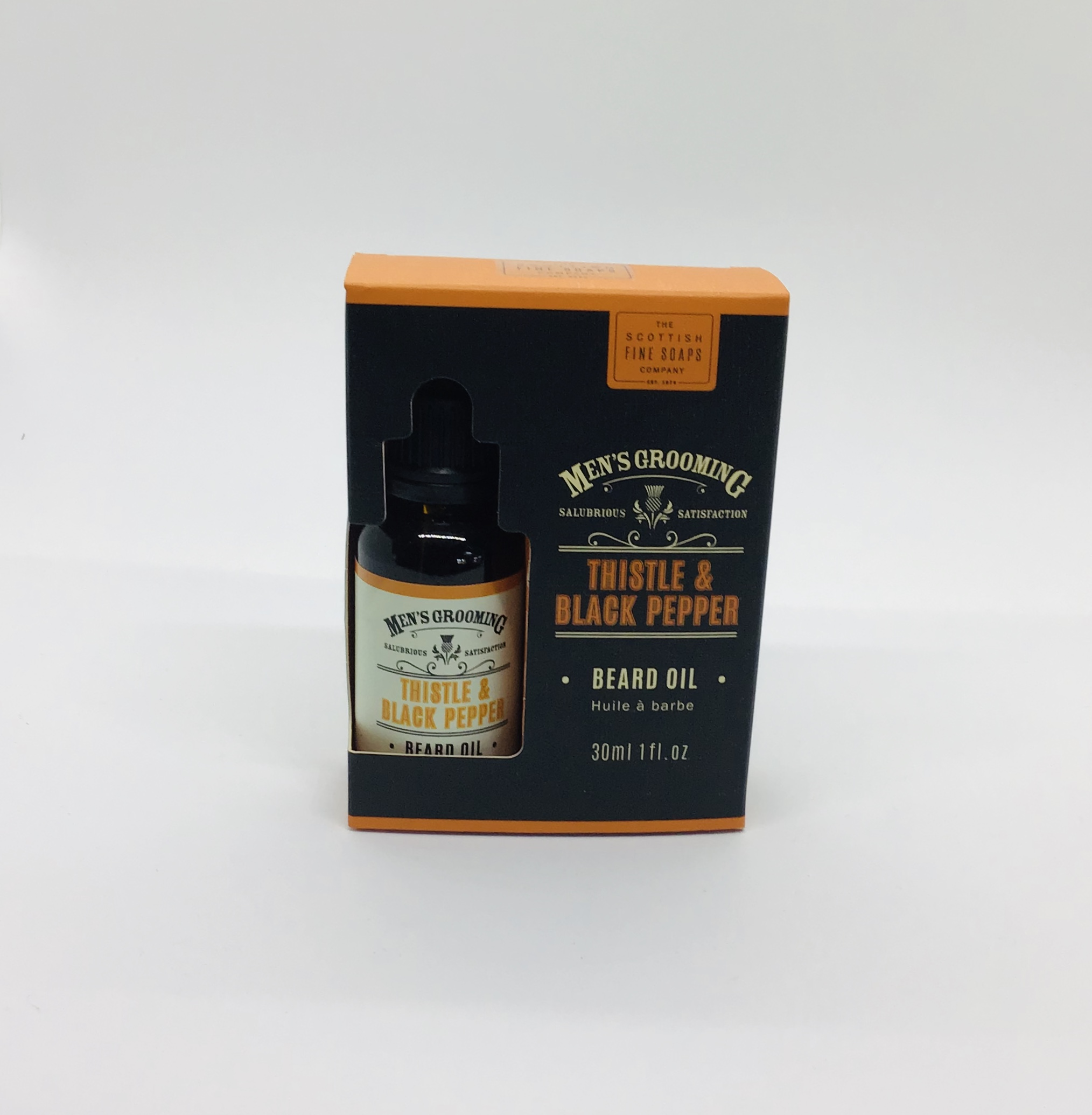 Thistle & Blackpepper Beard oil