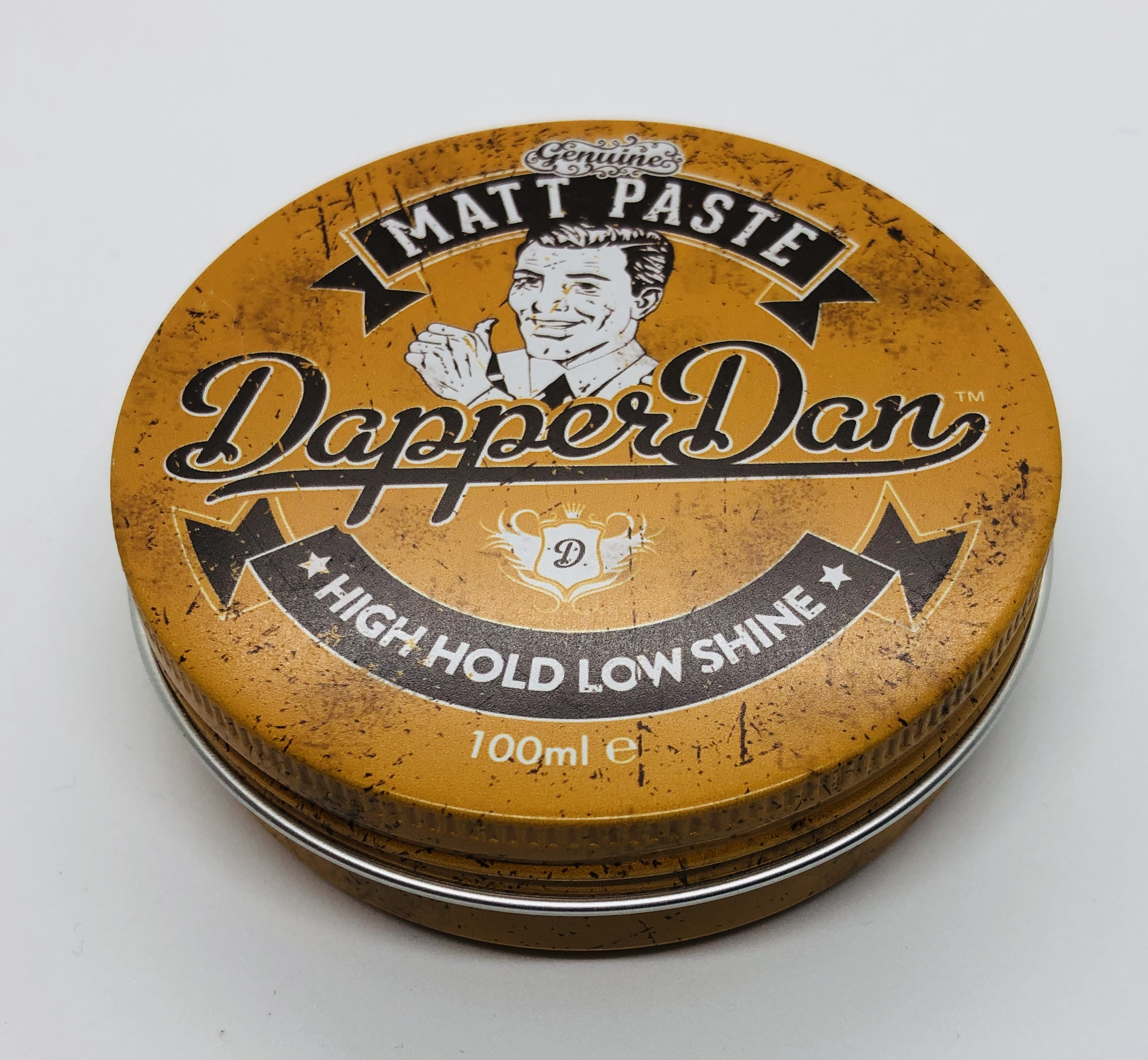 Dapper Dan hair