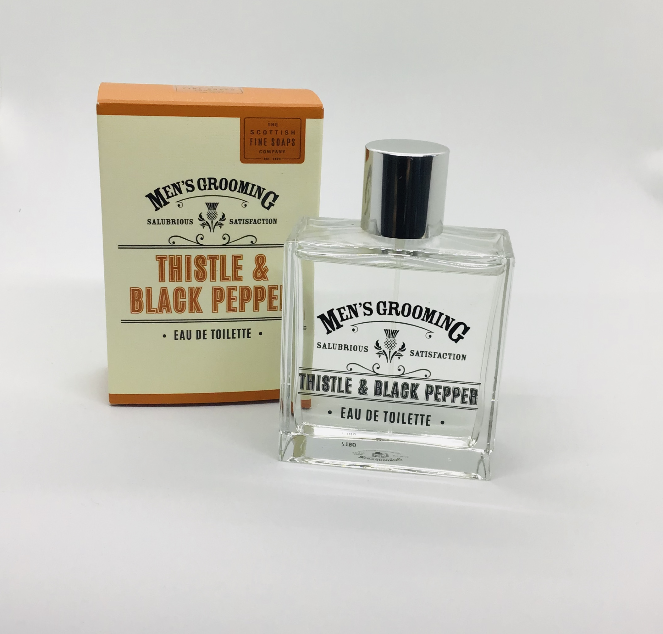 black pepper eau de toilette
