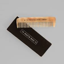 Brighton beard co beard comb
