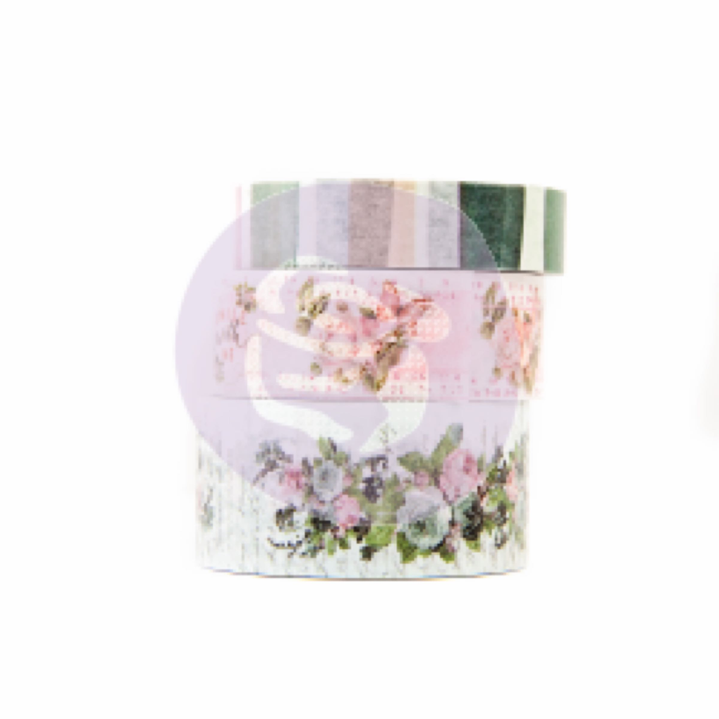 Prima Marketing Poetic Rose Decorative Tape