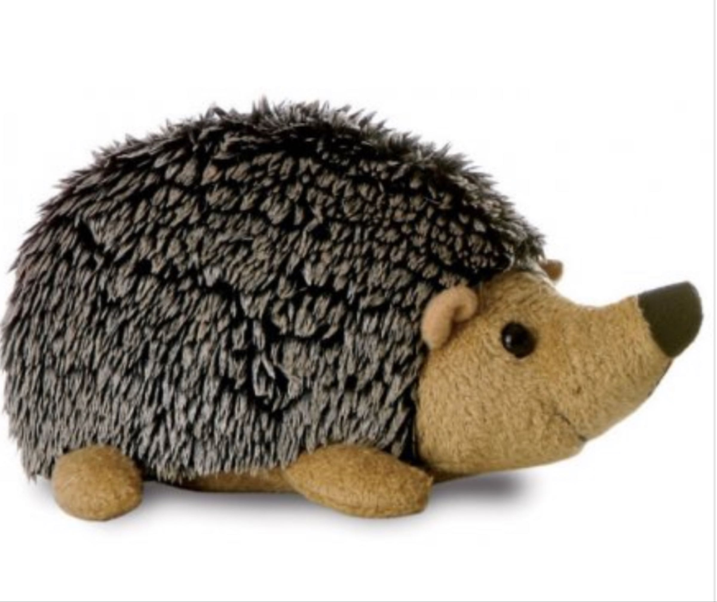 Howie the hedgehog soft toy 8 inch