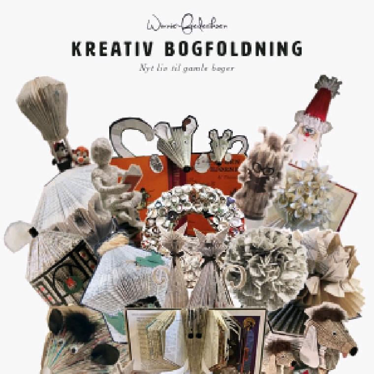 Kreativ bogfoldning af Winnie Frederiksen