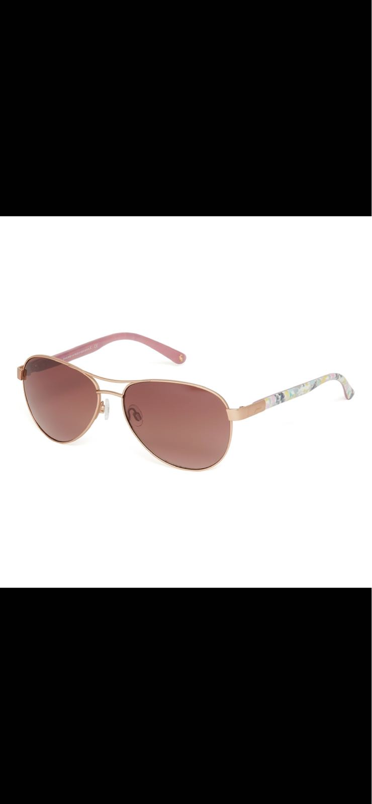 Joules aviator sunglasses rose Gold frame was £75