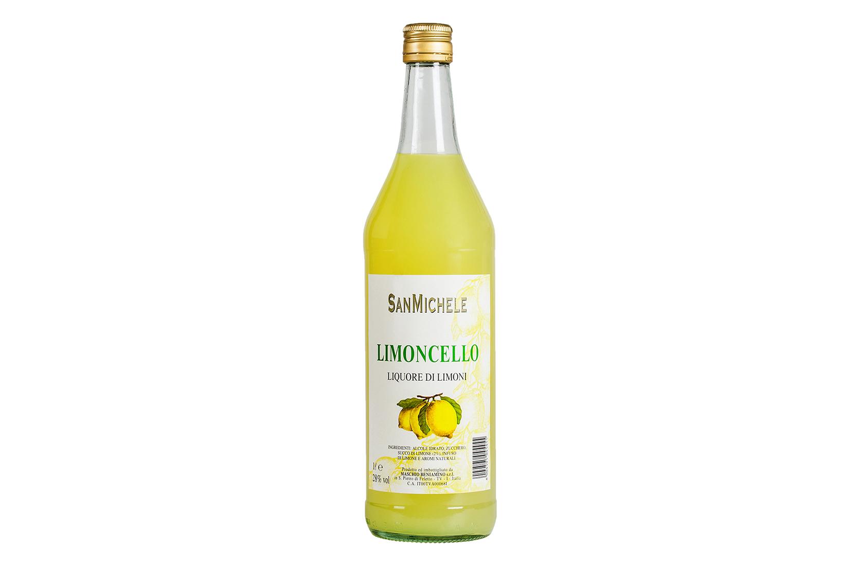Limoncello San Michele 1 l 28%