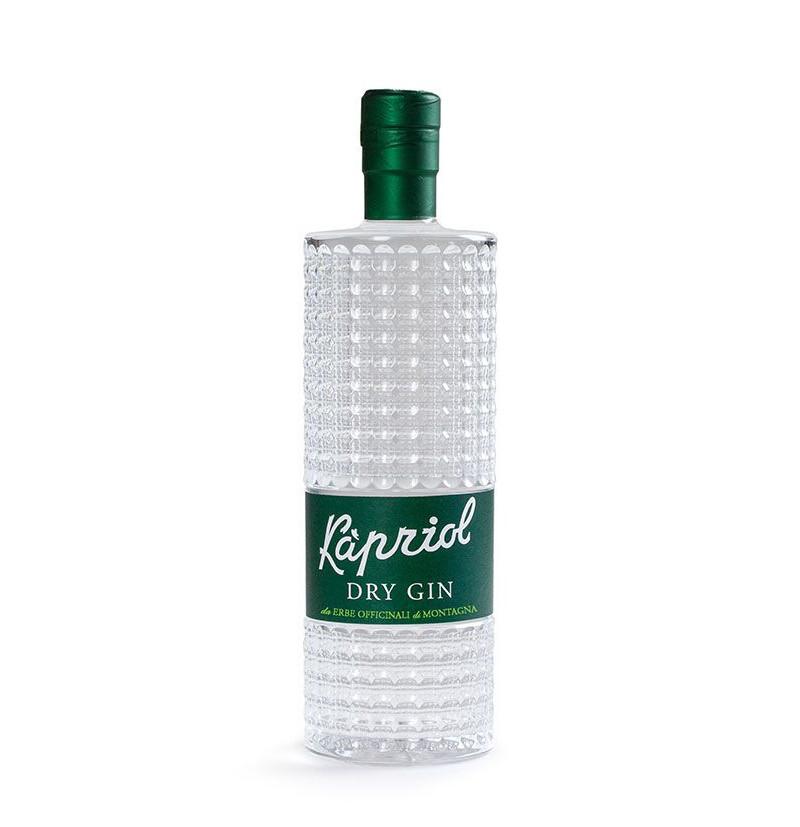 Gin Kapriol Dry 41,7° 0,5 l