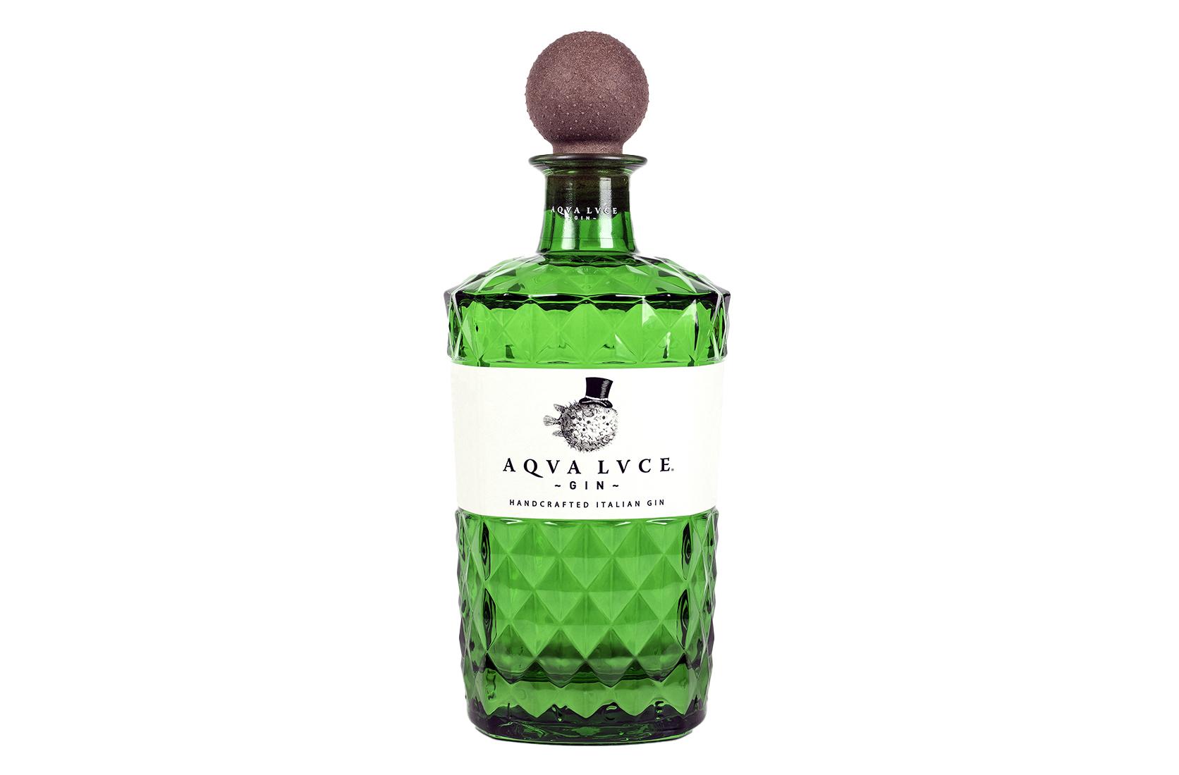 Gin Aqualuce 47° 0,7 l