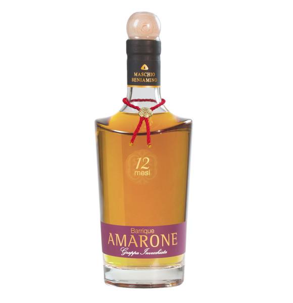 Grappa Riserva Amarone 42° 0,7 l