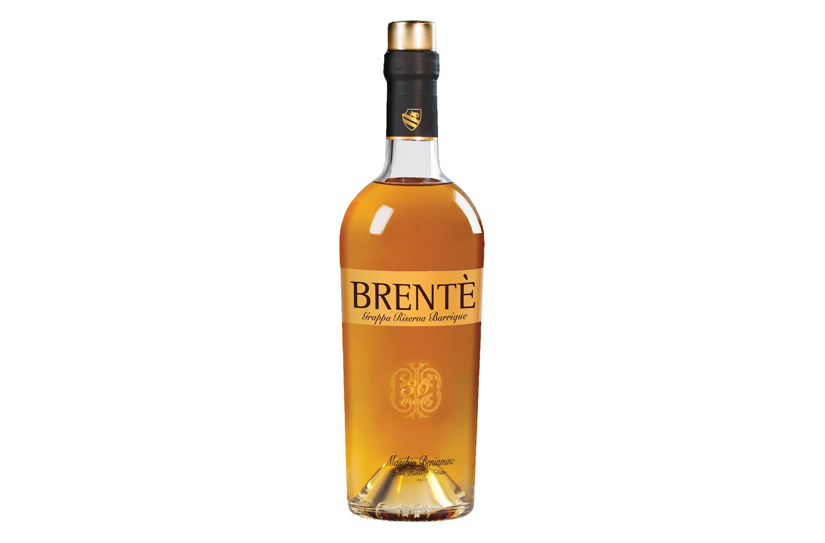 Grappa Riserva Brentè 42° 3,0 l mit Ausgießer