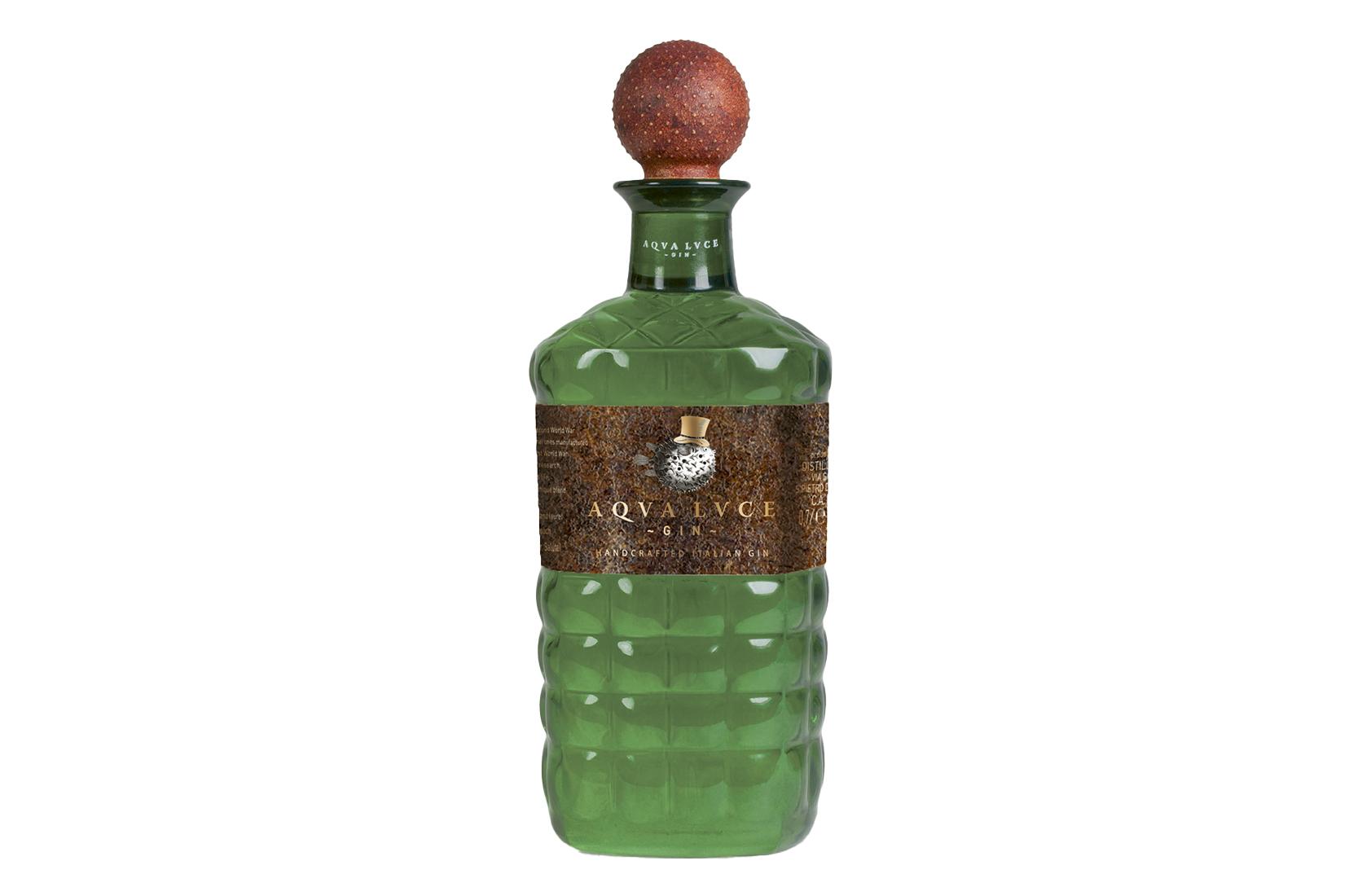 Gin Aqualuce Navy Strength 57° 0,7 l