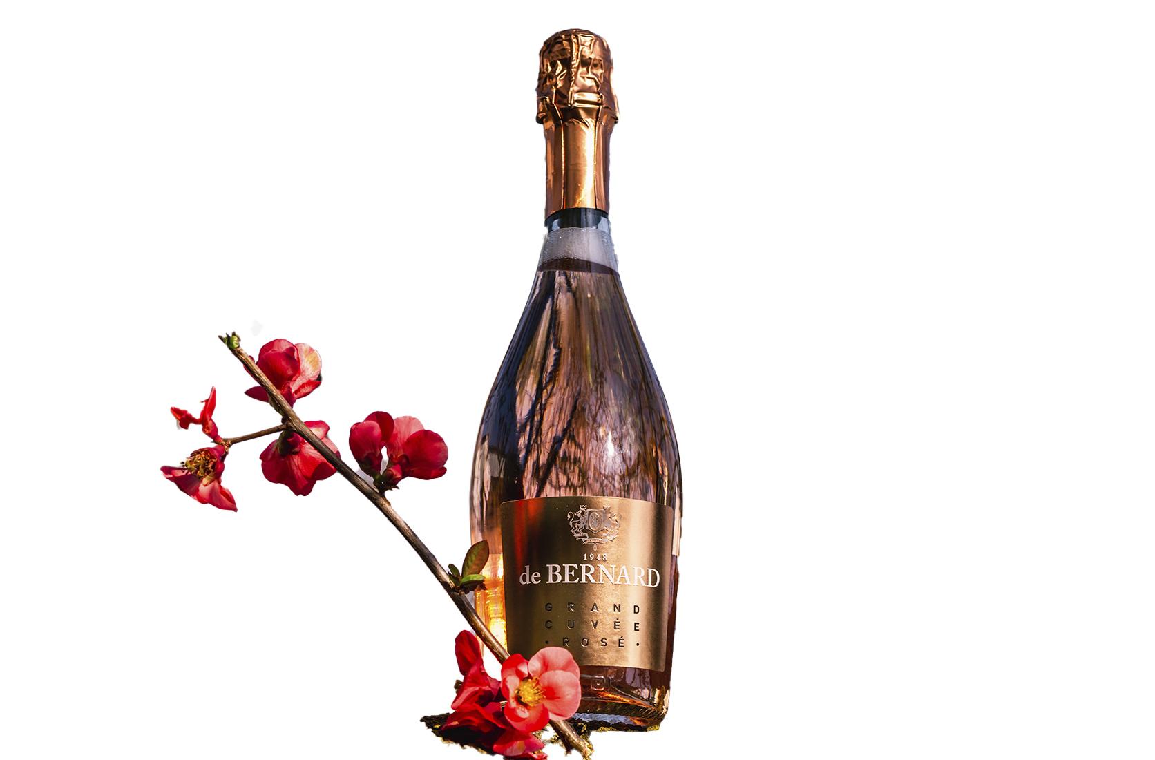 Grand Cuvée Rosé Vino Spumante