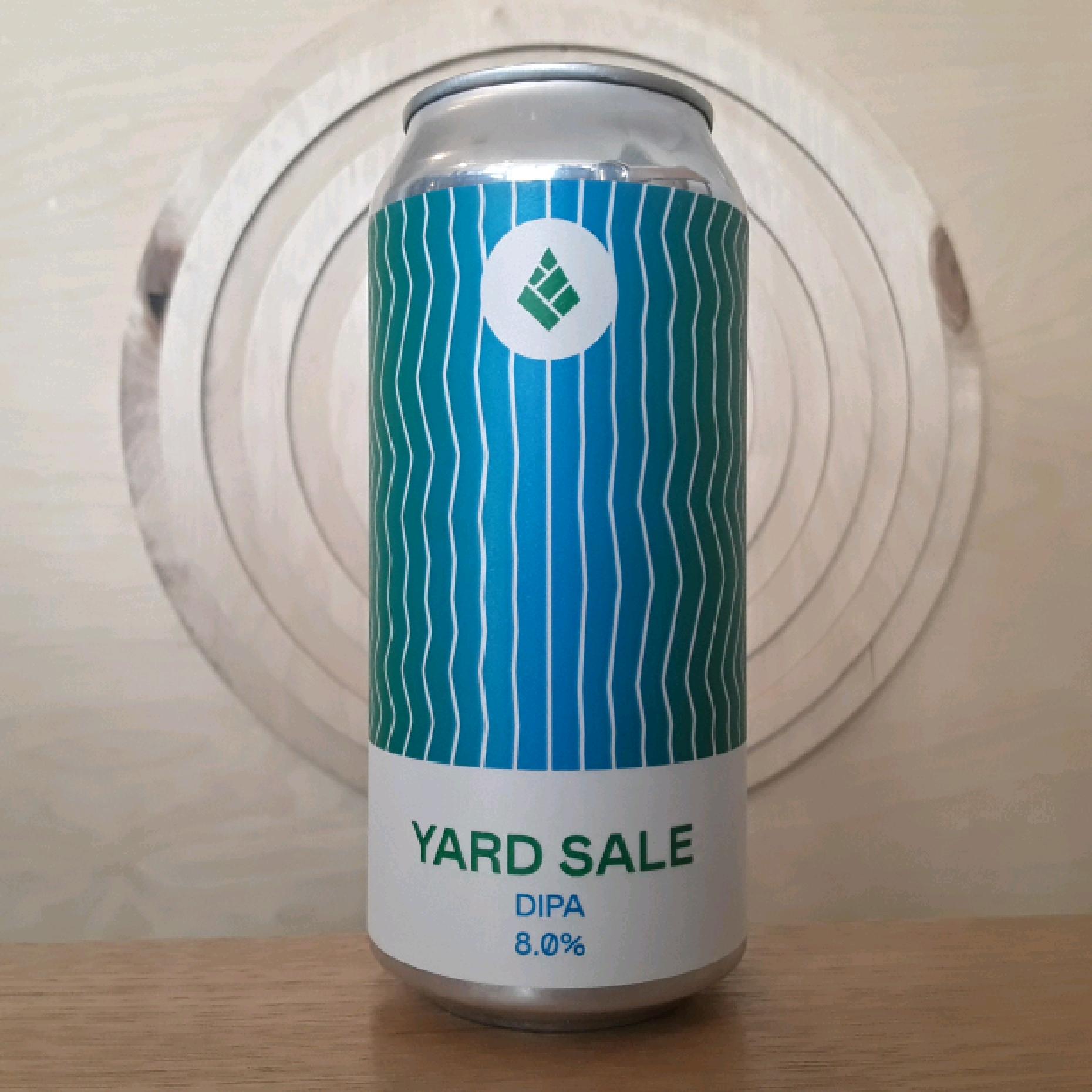 Drop Project Yard Sale DDH DIPA
