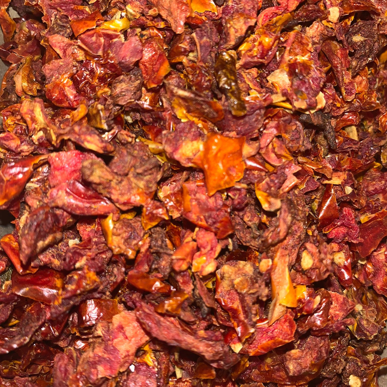 Organic Dried Tomato Flakes