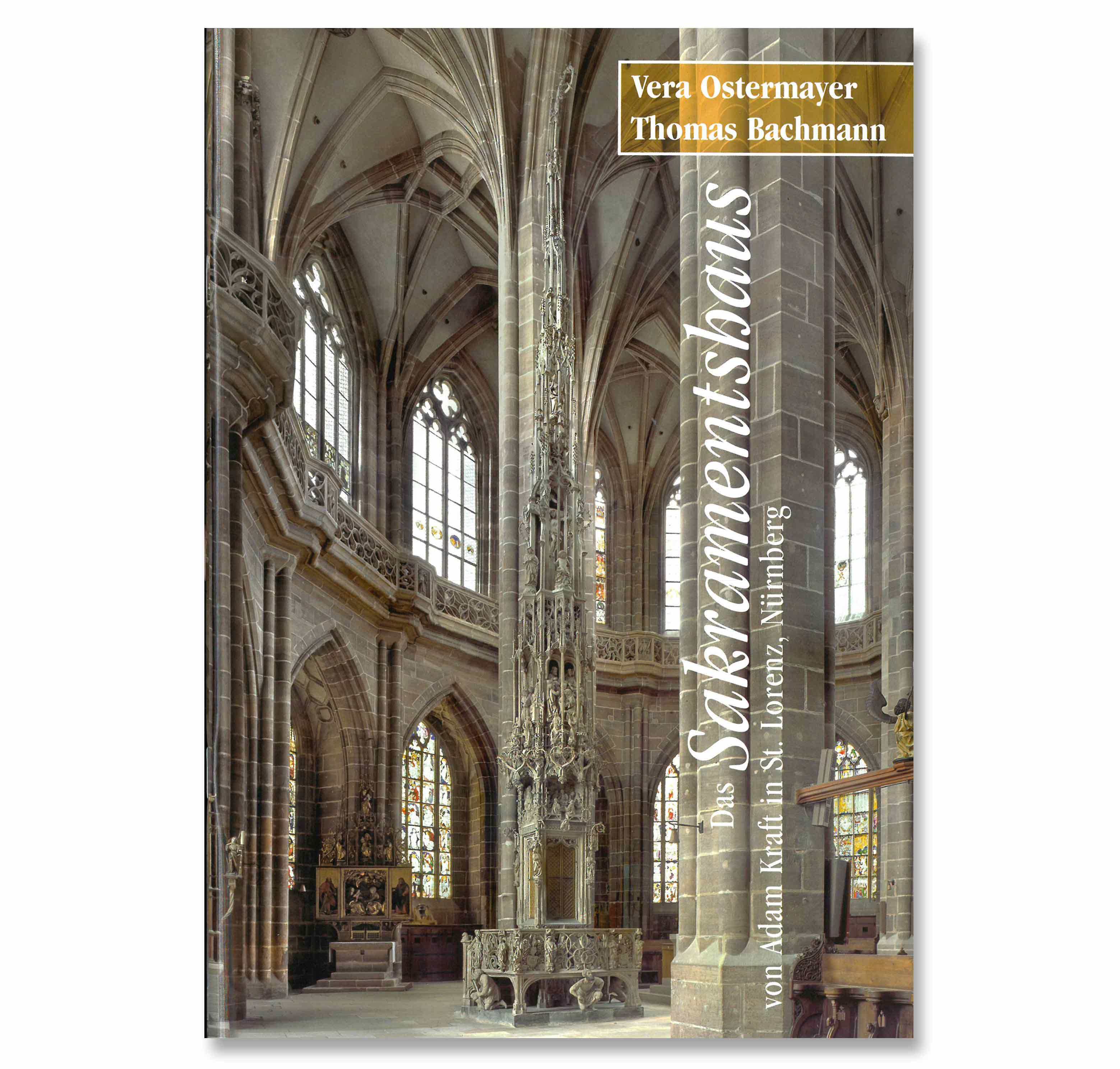 Broschüre Sakramentshaus