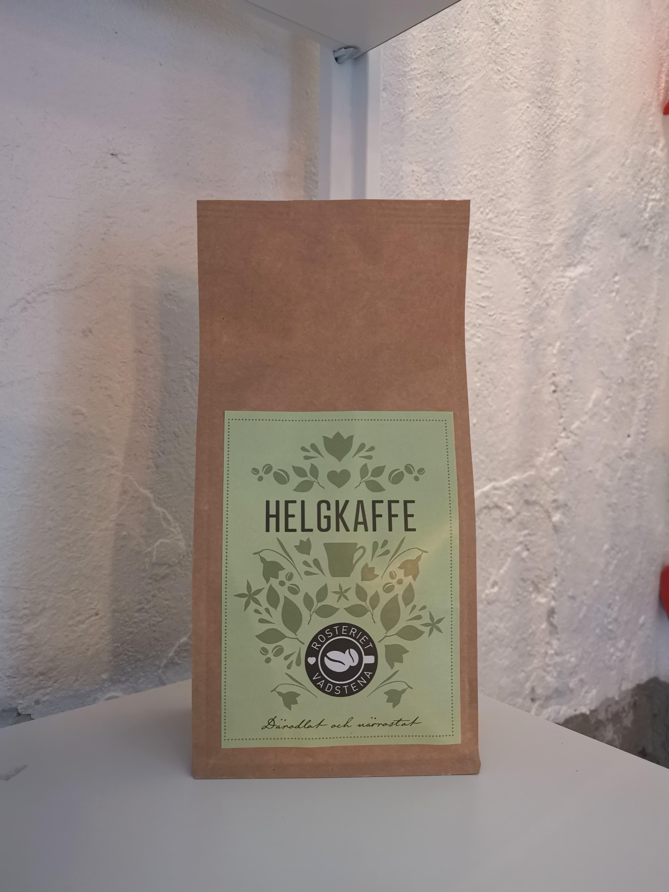Helgkaffe Malet