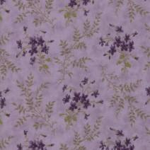 Sweet Violet Bouquet 1.20 metre remnant