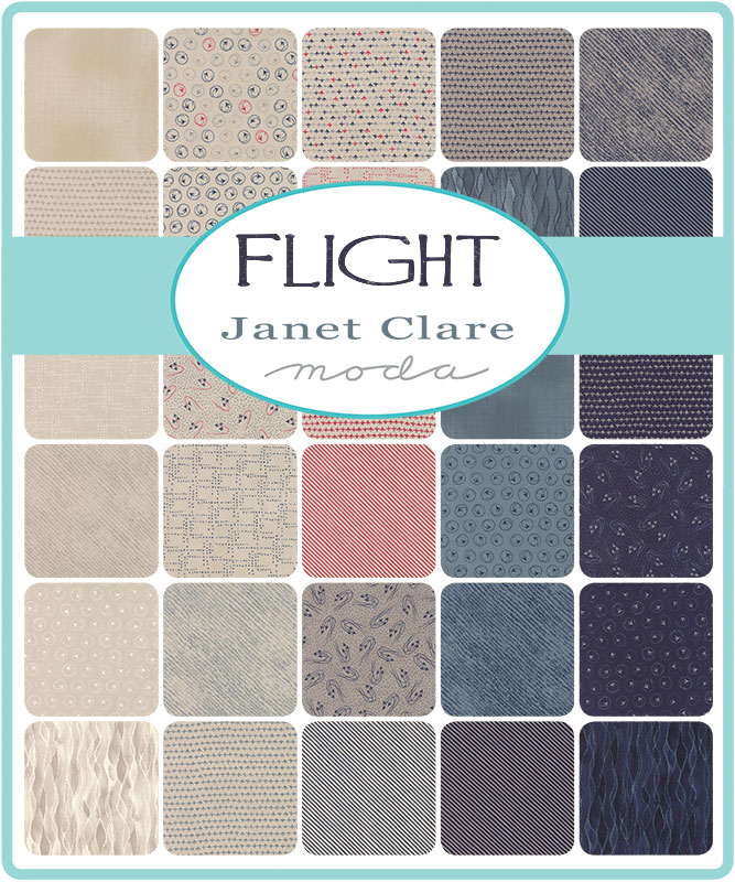 Moda Flight by Janet Claire