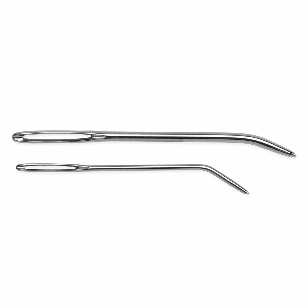 Smyra/Wool curved Needles