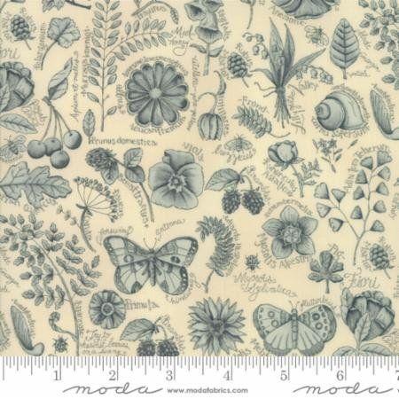 Moda Garden Notes by Kathy Schmitz